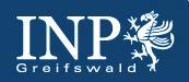 INP-Greifswald Logo