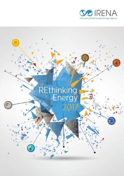 REthinking Energy 2017 - Titel © IRENA