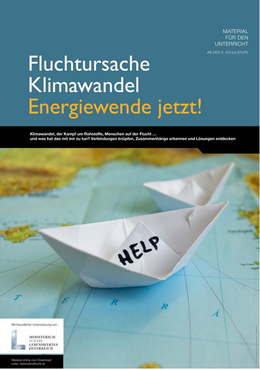 Fluchtursache Klimawandel, Titel - Foto © Ministerium für ein lebenswertes Österreich