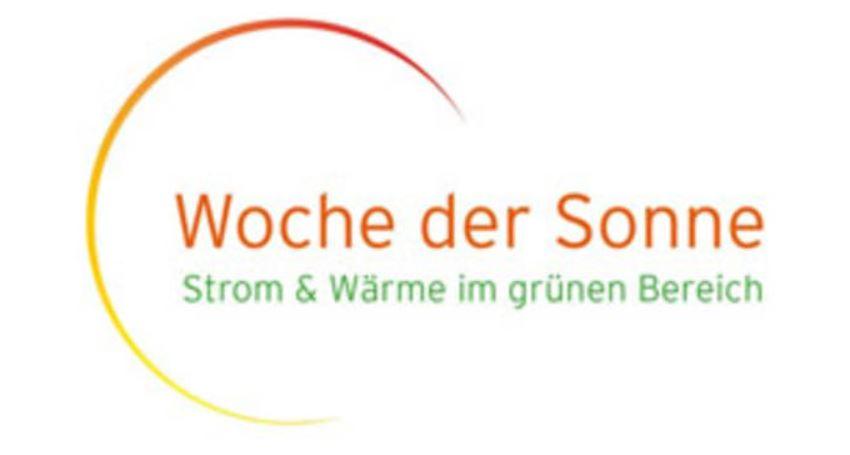 Woche der Sonne - Logo © BSW-Solar/DEPI/BWP