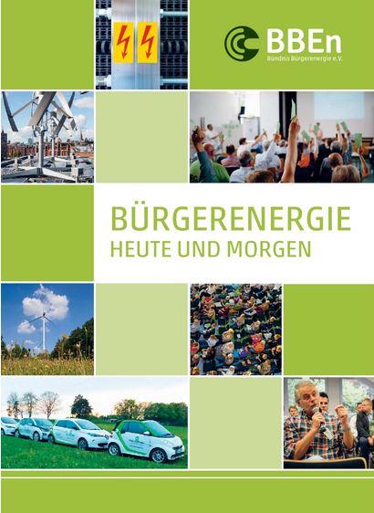 Bericht Bürgerenergie heute und morgen - Titel © BBEn