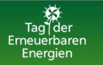 Tag der Erneuerbaren Energien LOGO