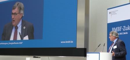 Wilfried Kraus vom BMBF - Foto © Gerhard Hofmann, Agentur Zukunft für Solarify