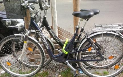 Fahrräder - Foto © Solarify