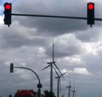 Rot für Wind - Foto © Solarify