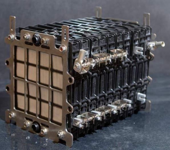 Aluminium-Luft-Batterie