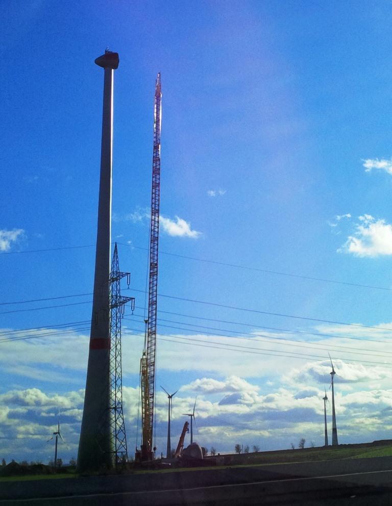Wind-Onshore-Ausbau - Foto © Agentur Zukunft für Solarify