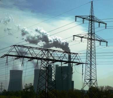 Kraftwerk Schkopau bei Bitterfeld - Foto © Gerhard Hofmann, Agentur Zukunft für Solarify