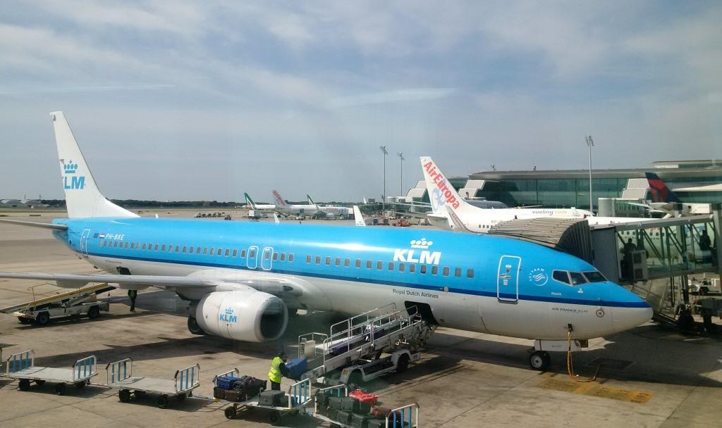 Flugzeuge in TXL - Foto © Agentur Zukunft für Solarify