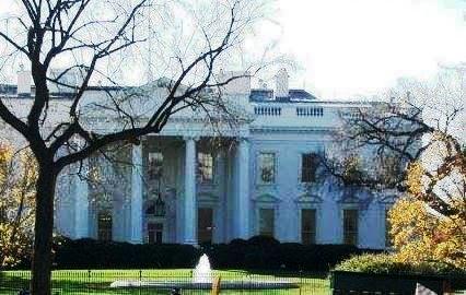 Weißes Haus, Washington - Foto © Gerhard Hofmann für Solarify