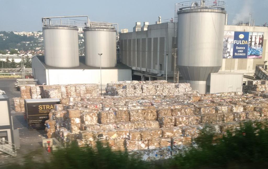 Papierfabrik Fulda - Foto © Gerhard Hofmann, Agentur Zukunft für Solarify