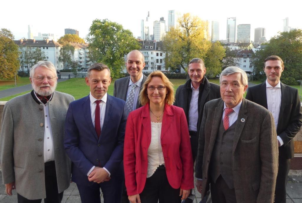 Referenten der EZB-Tagung - Foto © Gerhard Hofmann, Agentur Zukunft für Solarify