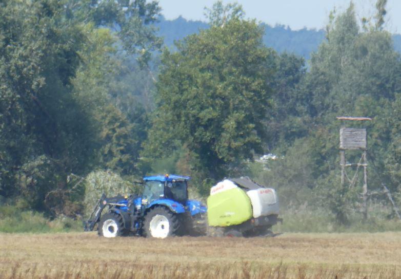 Traktor - Foto © Gerhard Hofmann für Solarify