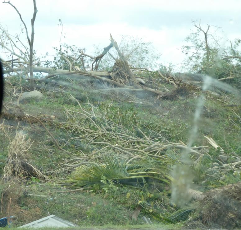 Tornadofolgen auf Kuba - Foto © Gerhard Hofmann, Agentur Zukunft für Solarify