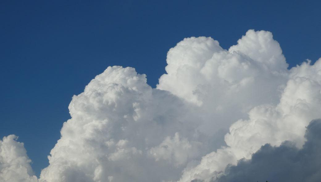 Kumuluswolken - Foto © Gerhard Hofmann für Solarify