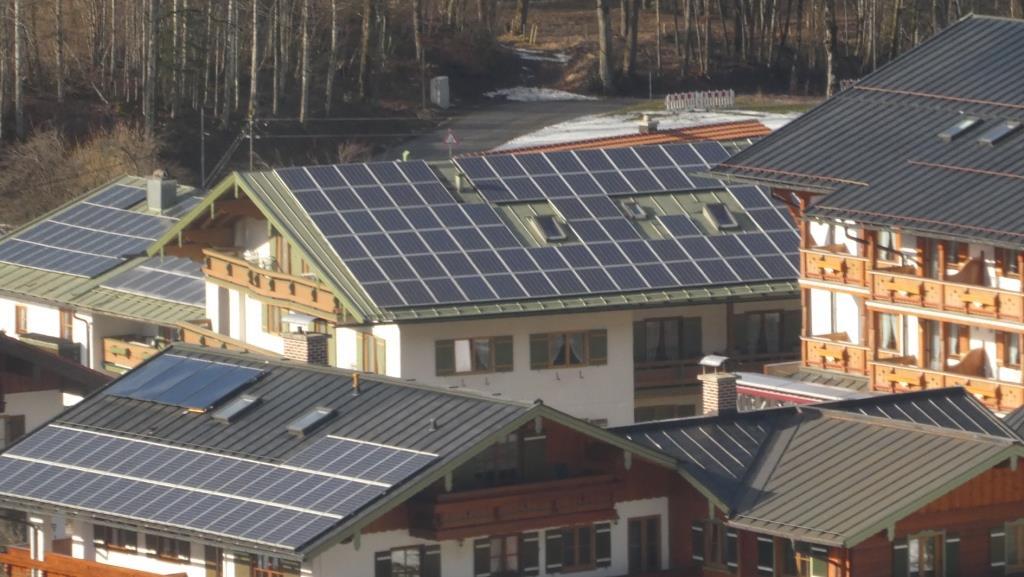 Private PV-Anlagen - wichtiger Beitrag zur Energiewende
