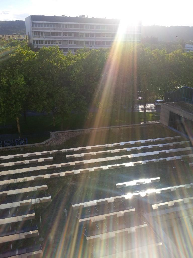 PV-Dach in Bonn - Foto © Gerhard Hofmann für Solarify