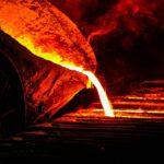 Geschmolzener Stahl - © Erdenebayar auf pixabay