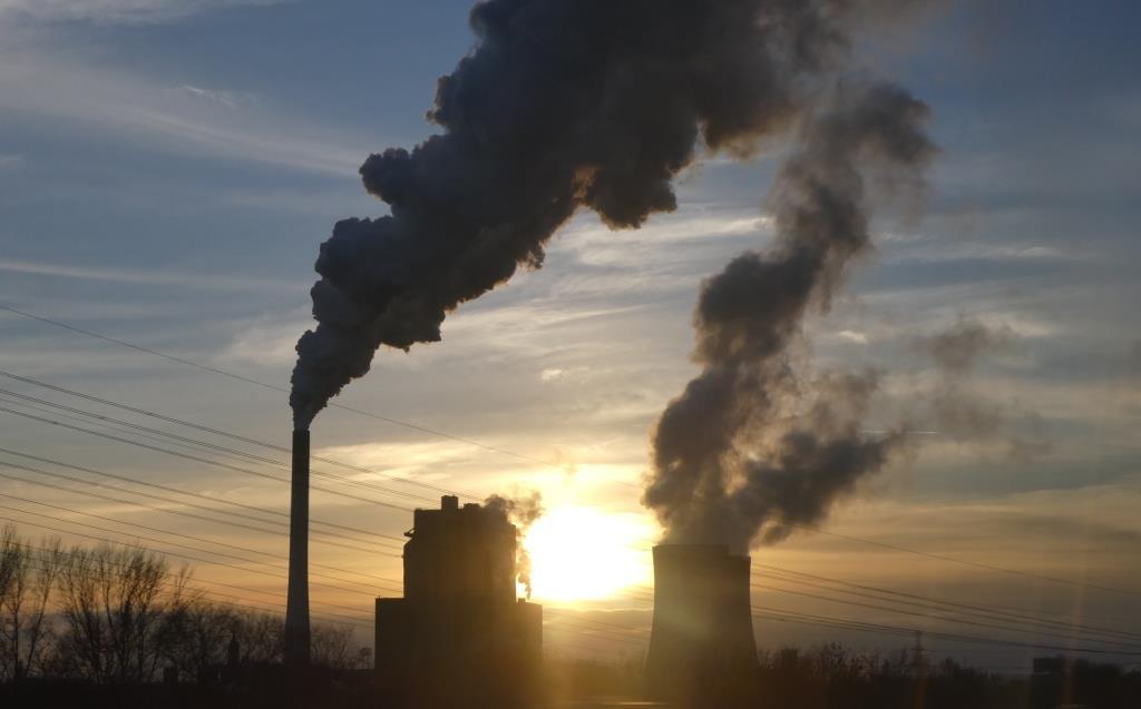 Kohlekraftwerk Schkopau-Leuna - Foto © Gerhard Hofmann für Solarify