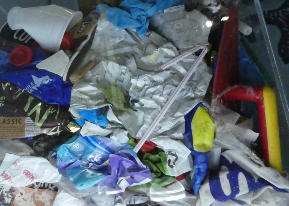 Plastikmüll - Foto © Agentur Zukunft für Solarify