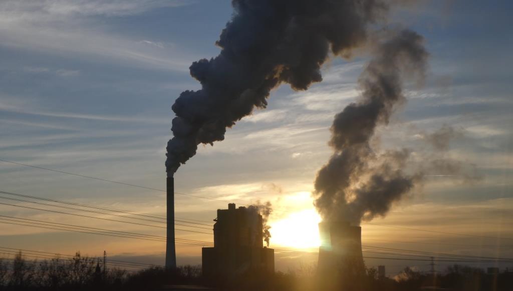 Kohlekraftwerk Schkopau - Foto © Gerhard Hofmann für Solarify